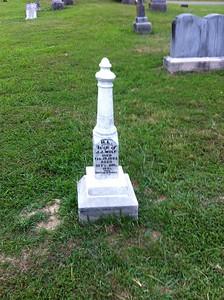 Harriet Brines Headstone