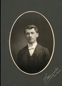 Frank Gilbert Haven Stevens graduate of the University of Southern California