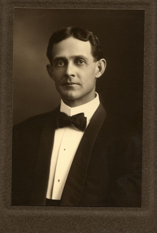 Arthur Bush Stevens (1868-1951) son of Franklyn Dyson and Annie Adelaide (Bush) Stevens