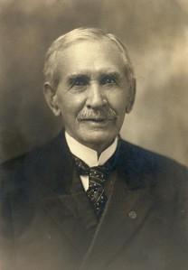 Frank D. Stevens (1841-1928) taken in 1923.