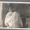 Lu Stewart and baby Don, 1907