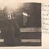 Donald Stewart, postcard, 1909