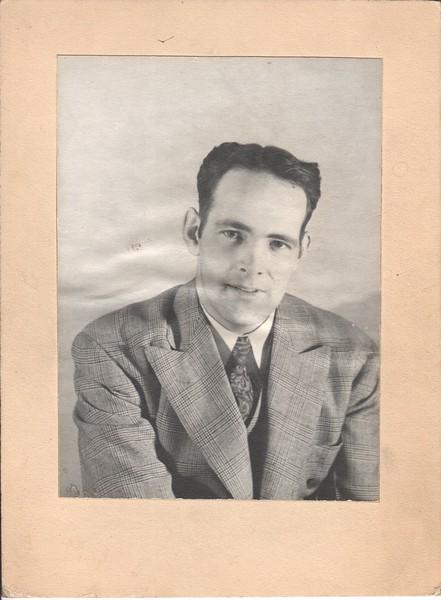 Don Stewart, 1930s?