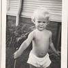 Linda Stewart as toddler, 1948?