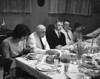 Robin Scheinblum, Mervin Rothschild, Richie Scheinblum, Fred Scheinblum, Rafe Scheinblum<br /> <br /> Thanksgiving, 1962<br /> Home of Carl and Naomi Rothschild<br /> 1 Brownes Terrace, Englewood, NJ