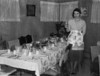 Naomi Rothschild<br /> <br /> Thanksgiving, 1962<br /> Home of Carl and Naomi Rothschild<br /> 1 Brownes Terrace, Englewood, NJ