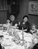Kate Rosen, Sadie Miller, Randi Scheinblum<br /> <br /> Thanksgiving, 1962<br /> Home of Carl and Naomi Rothschild<br /> 1 Brownes Terrace, Englewood, NJ