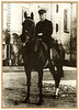 The frontispiece - a famous photo of Tomas Masaryk on horseback.