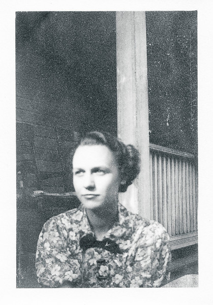 Vivian Nolin, about 1936