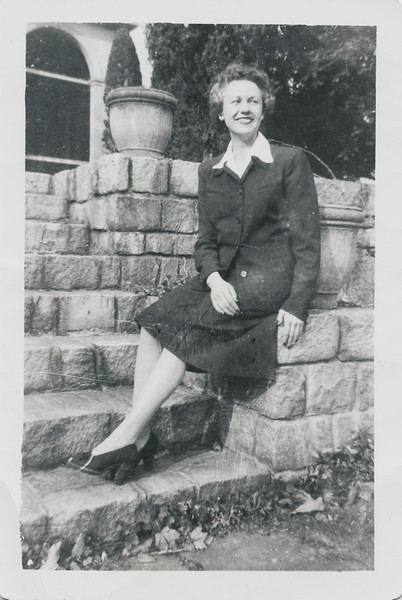 Vivian Nolin, about 1944