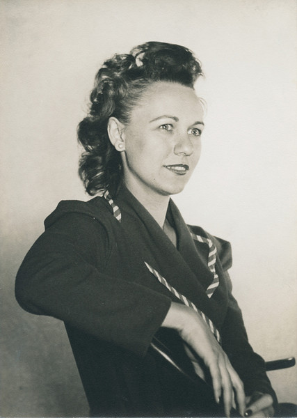 Vivian Nolin, about 1939