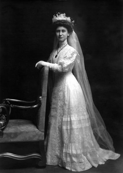 Mary E  Sims Mackey Bridal