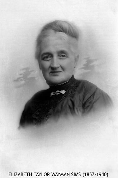 Elizabeth Wayman Sims
