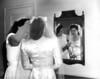 Wedding of Naomi Bloom and Carl Rothschild,<br /> 9/1/1946, Anshe Chesed, New York, NY<br /> <br /> Ruth and Naomi Bloom