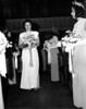 Wedding of Naomi Bloom and Carl Rothschild,<br /> 9/1/1946, Anshe Chesed, New York, NY<br /> <br /> Ruth Bloom