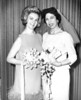 Wedding of Lester Rosen and Muriel Pinkert, 1965<br /> <br /> Shirley Stein and Muriel Pinkert