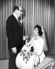 Wedding of Lester Rosen and Muriel Pinkert, 1965<br /> <br /> Lester Rosen, Muriel Pinkert