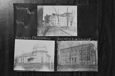 Clarence B. Werts Scrapbook 1913