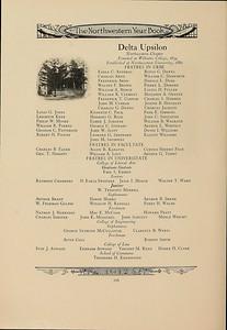 Northwestern Yearbook 1912