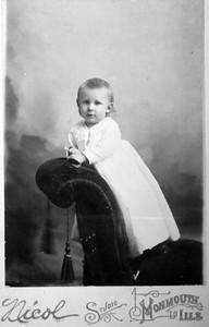 Clarence B. Werts circa 1892/3