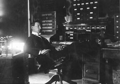 Everett Werts 1910