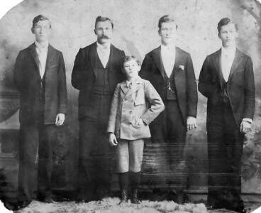 Werts Brothers Circa 1892 edit