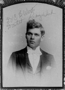 Dr. Clarence Benjamin Werts