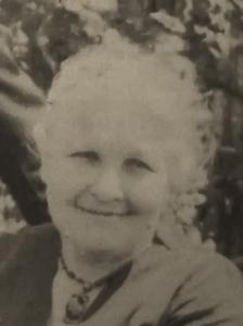 Antonina (Kafurska) McKulski 1933