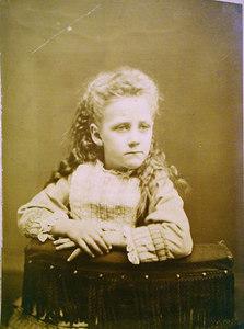 Nellie Werts 5 years old