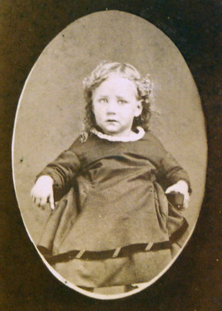 Young Nellie Werts