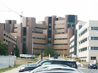 Wisconsin2005 -- Mom's stay at UW-Hospital