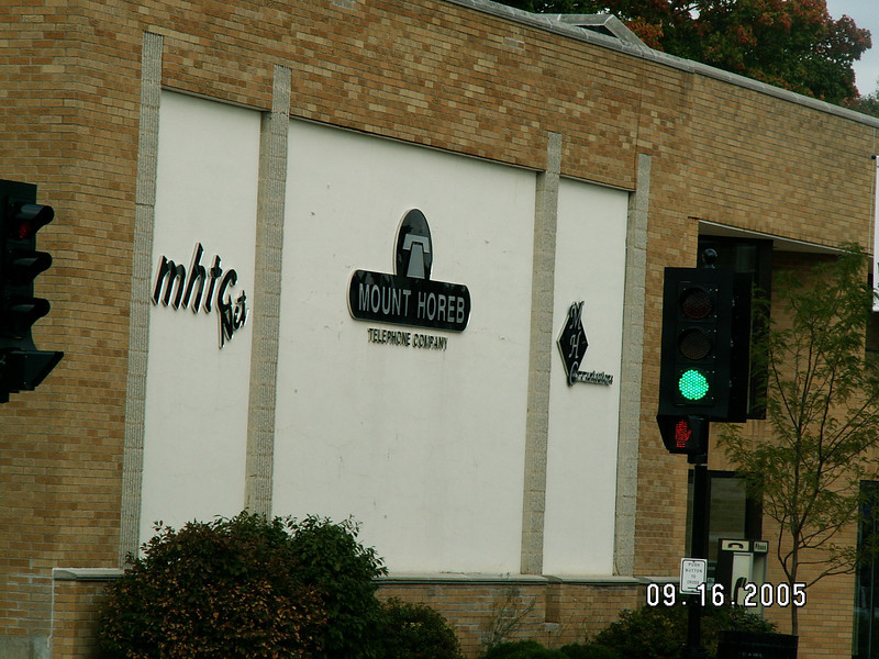 The new Mt. Horeb Telephone Co. --