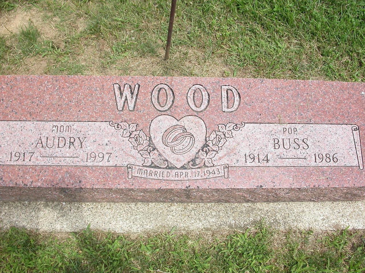 Rosedale cemetery.