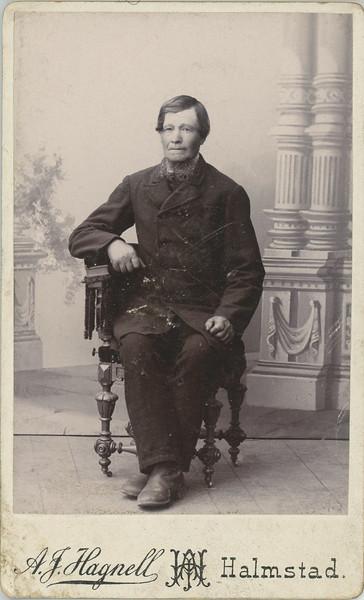 Nels Johnson's Grandfather