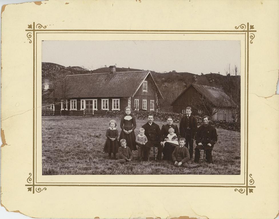 Johnson Family in Sweden