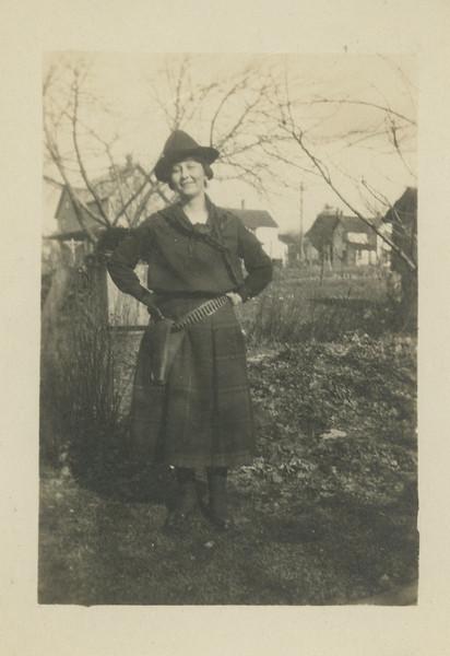 Esther Johnson Yard