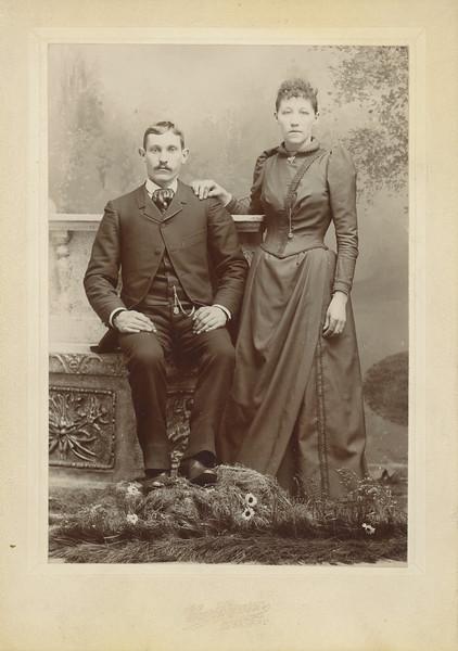 Nels & Anna Johnson