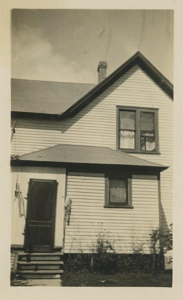 Johnson family home in Kane, Pennsylvania.
