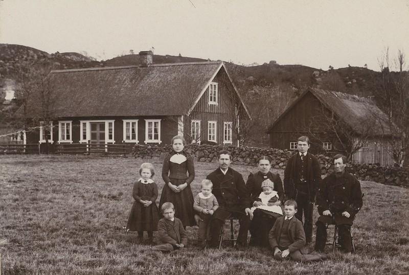 Swedish farm photo cropped