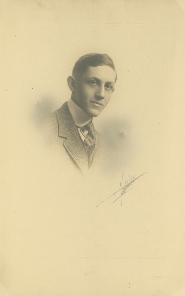 Fredolph Petri Johnson