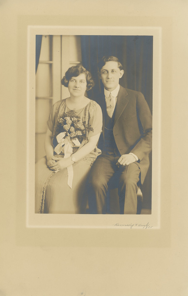 Fredolph & Louise Johnson