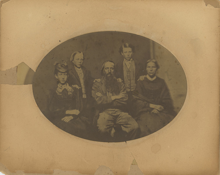 Henry & Anna Knopf and family