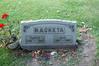 Holy Trinity Lutheran, Cemetery Hermitage pa SAMUEL MARY RACKETA