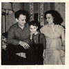 FATHER: ANDREW RABATIN. MOTHER ROSE MARIE TESTA RABATN. SON ANDRW RABATIN 1949