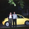 ANDREW RABATIN SR. NEW CAR