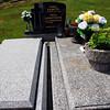 Ondrej Rabatin, Emilia Rabatinova Grave Kalafa Cemetary, Slovakia Kalava cemetary