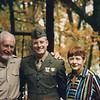 Kenneth Emanuel Peterson, Erik Terryl Peterson, and Virginia Elizabeth Carr Peterson.