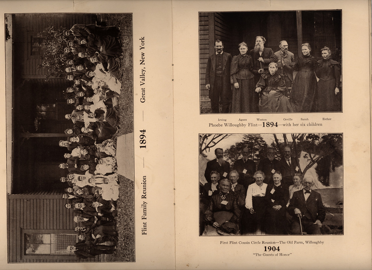 Photos from previous reunions