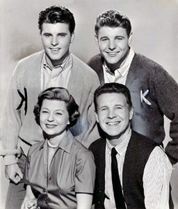 THE ADVENTURES OF OZZIE AND HARRIET<br /> <br /> The Adventures of Ozzie and Harriet was a television show that aired on the ABC network from 1952 to 1966. The show featured Nelson family members Ozzie, Harriet, David and Ricky Nelson. It was during this time that Eric 'Rick' (aka 'Ricky') Nelson began his singing career.<br /> <br /> After a string of hit songs, the demand for Rick Nelson's music declined until he recorded the hit song 'Garden Party' in 1971.<br /> <br /> Personal problems and financial debt again slowed his singing career during the later part of the 1970s, but by the mid-1980s his singing career began to take off as tour dates were booked and demand for his music increased.