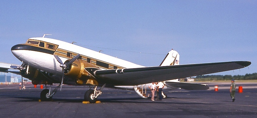 THE AIRCRAFT<br /> <br /> The Douglas DC-3C (N711Y) was built in 1944 and carried serial number 13658. It was powered by two Pratt and Whitney R-1830-75 radial engines.<br /> <br /> The modified aircraft was once owned by singer Jerry Lee Lewis and used as a corporate aircraft by the DuPont Family. In April 1985, Rick Nelson leased the aircraft for concert tour engagements with his Stone Canyon Band.